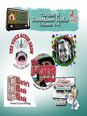 cover image of The Best of BearManor Radio, Volumes 1–5