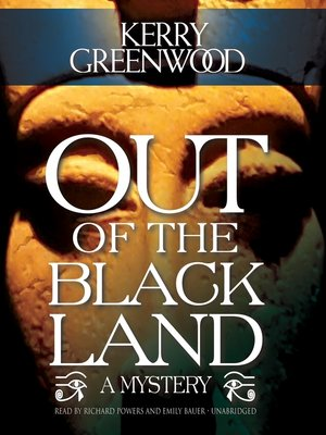 cover image of Out of the Black Land