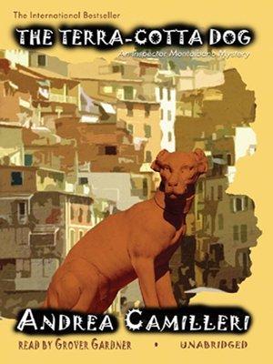 cover image of The Terra-Cotta Dog