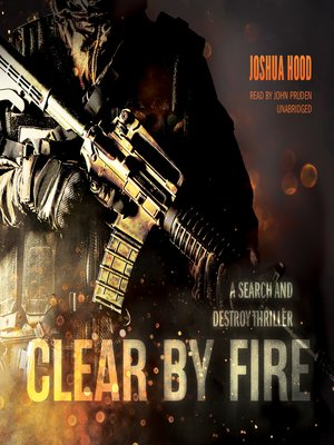 cover image of Clear by Fire
