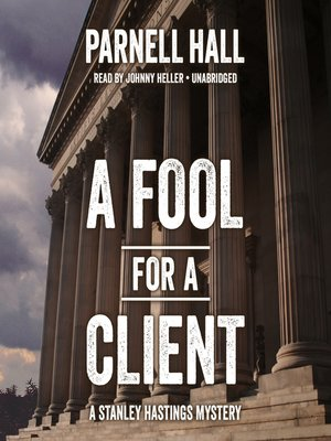 cover image of A Fool for a Client