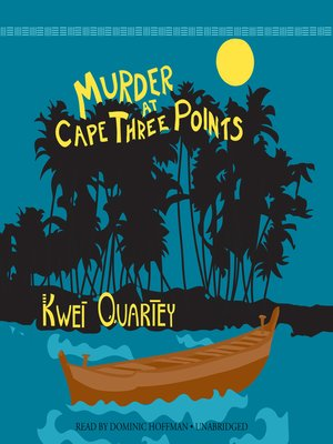cover image of Murder at Cape Three Points