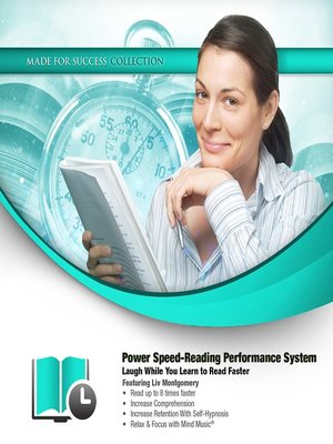 cover image of Power Speed Reading Performance System