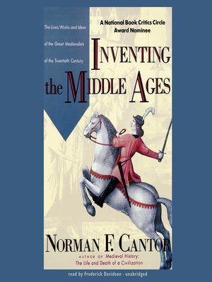 cover image of Inventing the Middle Ages