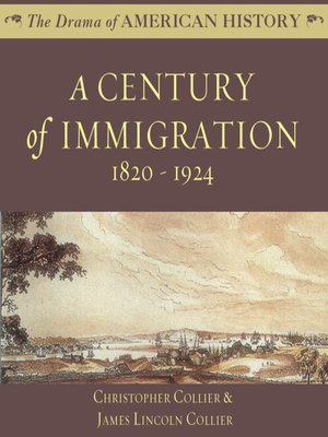 cover image of A Century of Immigration