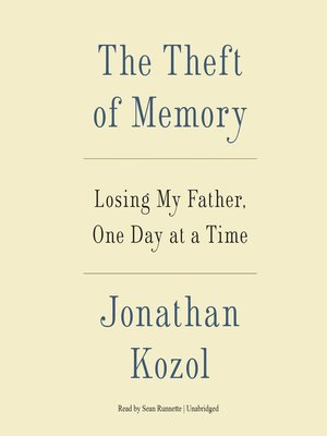 cover image of The Theft of Memory