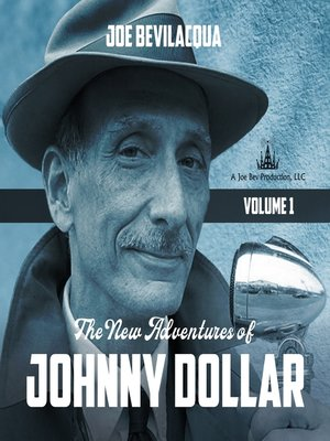 cover image of The New Adventures of Johnny Dollar, Volume 1