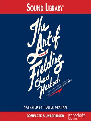 cover image of The Art of Fielding
