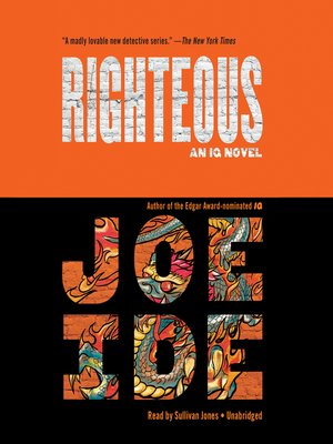 cover image of Righteous