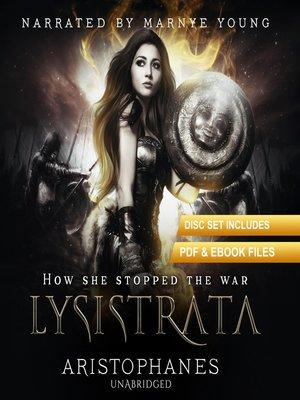 cover image of Lysistrata