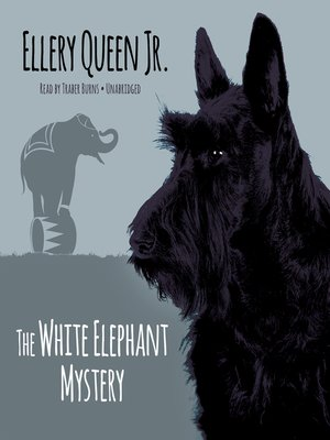 cover image of The White Elephant Mystery
