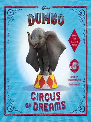 cover image of Dumbo