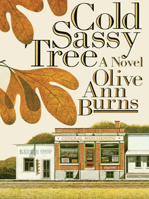 cover image of Cold Sassy Tree