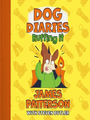cover image of Dog Diaries: Ruffing It