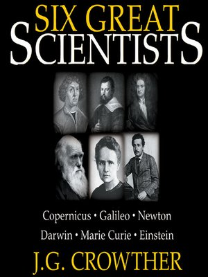 cover image of Six Great Scientists