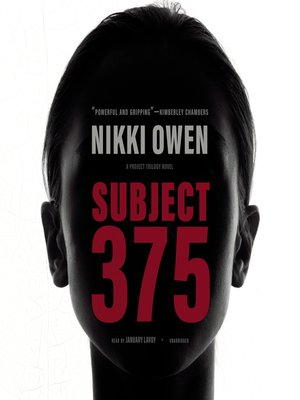 cover image of Subject 375