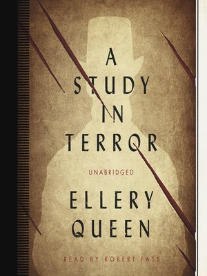 cover image of A Study in Terror
