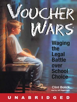 cover image of Voucher Wars