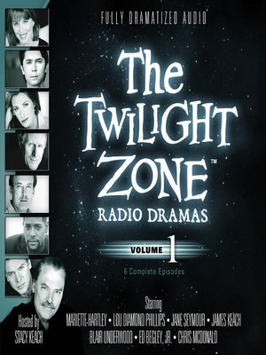 cover image of The Twilight Zone Radio Dramas, Volume 1