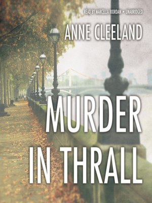 cover image of Murder in Thrall