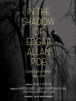 cover image of In the Shadow of Edgar Allan Poe