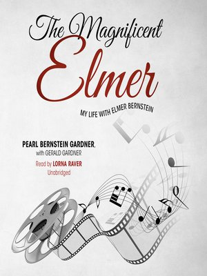 cover image of The Magnificent Elmer