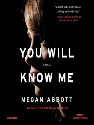 cover image of You Will Know Me