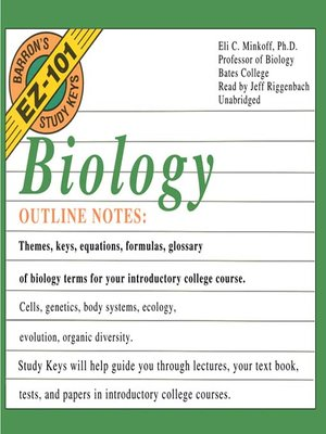 cover image of Biology, Second Edition