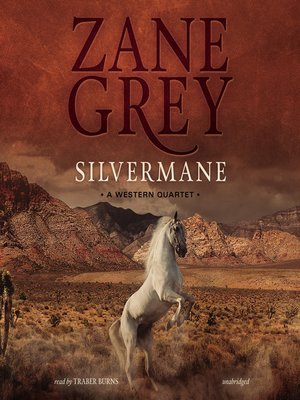 cover image of Silvermane