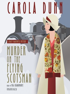 cover image of Murder on the Flying Scotsman