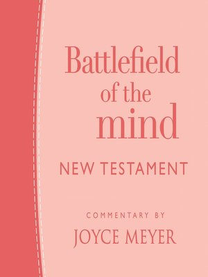 cover image of Battlefield of the Mind New Testament