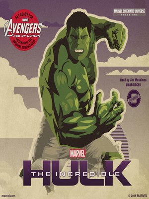 cover image of The Incredible Hulk