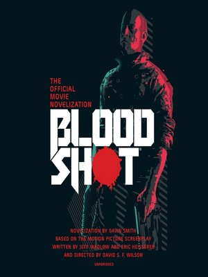 cover image of Bloodshot
