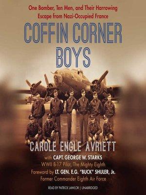cover image of Coffin Corner Boys