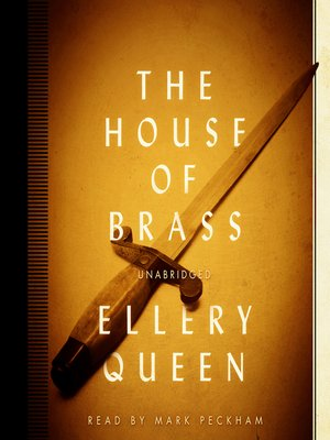cover image of The House of Brass