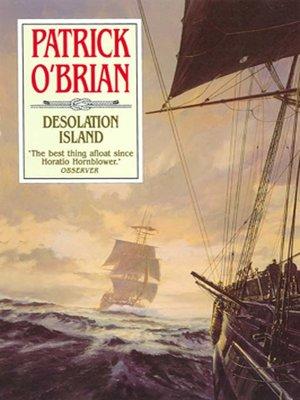 cover image of Desolation Island