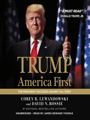 cover image of Trump, America First