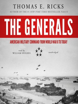 cover image of The Generals