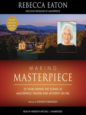 cover image of Making Masterpiece
