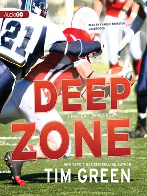 cover image of Deep Zone