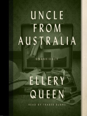 cover image of Uncle from Australia