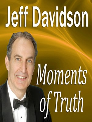 cover image of Moments of Truth