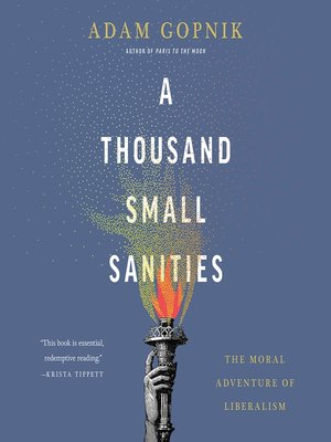 cover image of A Thousand Small Sanities