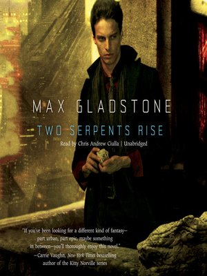 cover image of Two Serpents Rise
