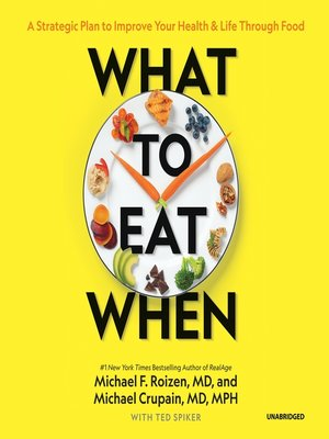 cover image of What to Eat When