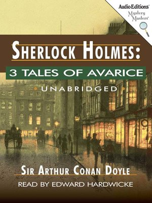 cover image of 3 Tales of Avarice
