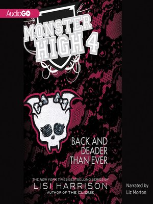 cover image of Back and Deader Than Ever