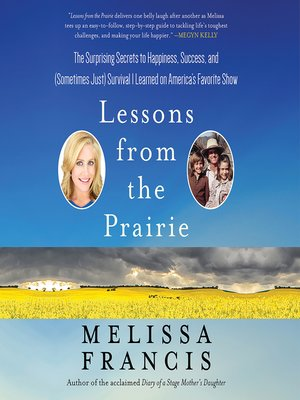 cover image of Lessons from the Prairie