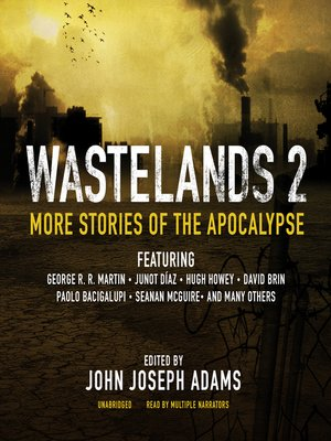 cover image of Wastelands 2