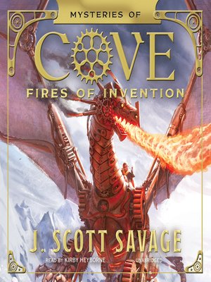 cover image of Fires of Invention